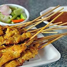 Pork Satay 3 PCS