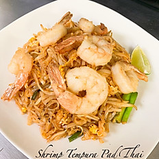 Shrimp Tempura Pad Thai