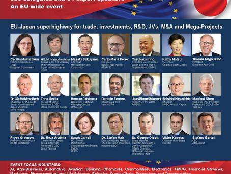 EU-Japan EPA Forum representatives