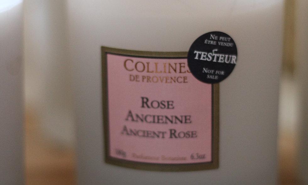 Bougie parfumée Rose Ancienne