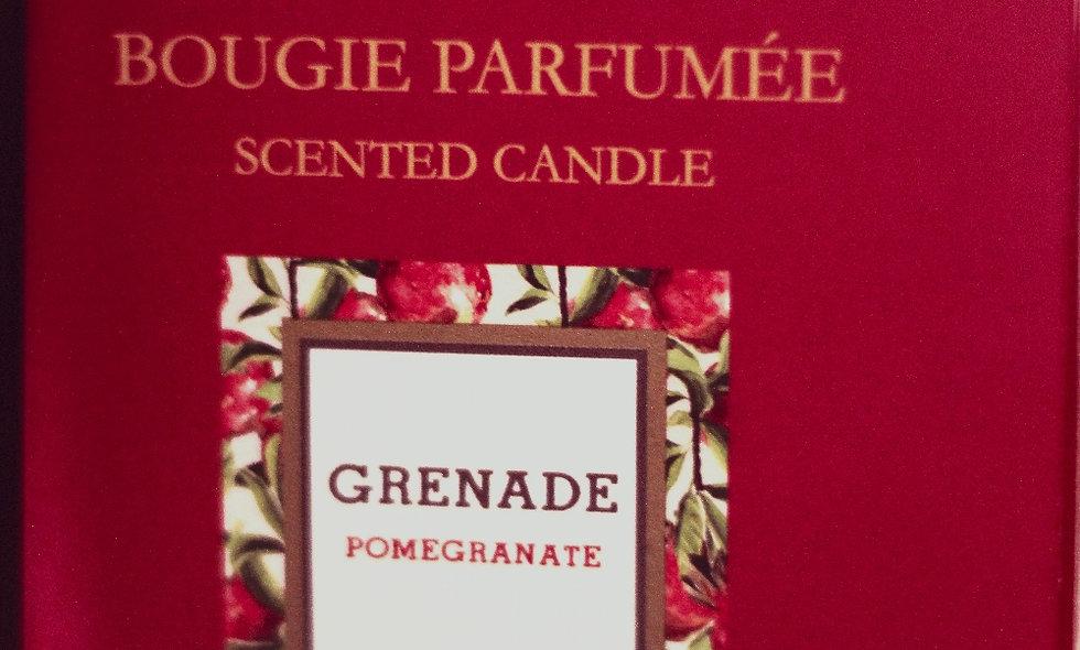 Bougie parfumée Grenade