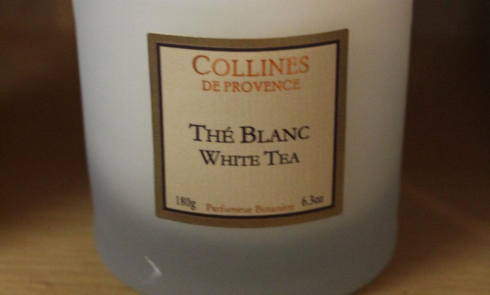 Bougie parfumée au Thé Blanc