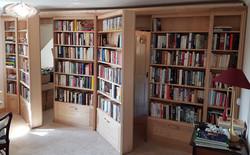 Double secret door bookcase