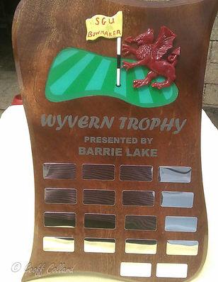 Wyvern Trophy, Somerset Golf Union