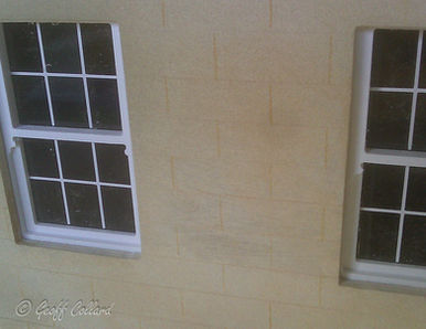 Rise Hall window detail