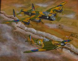 spitfire and lancaster for website