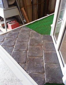 Conservatory slabs