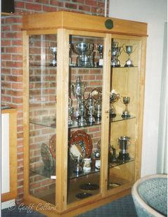 Ash Trophy Cabinet & Farrington Park Golf Club