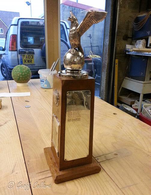 The Mendip Golf Club, RAFA Trophy