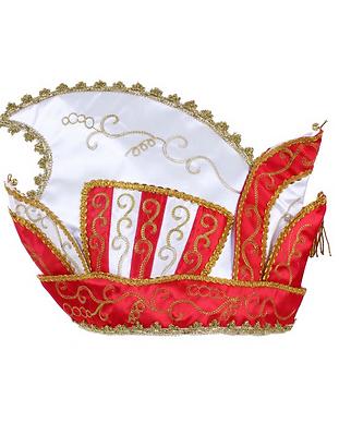 Prins-Carnaval-steek-muts-rood-wit-goud