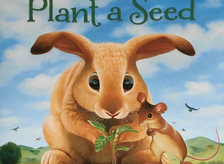Breadcrumbs Best Book: If You Plant a Seed, by Kadir Nelson