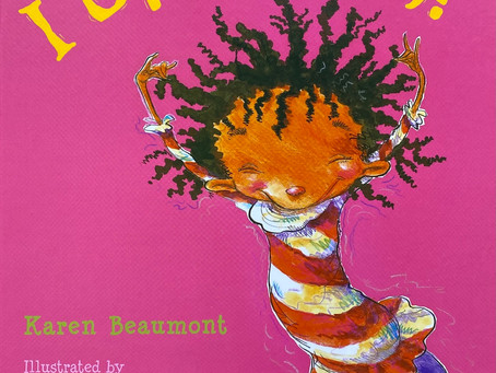 Breadcrumbs Best Book: I Like Myself, by Karen Beaumont + illustrated by David Catrow