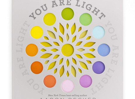 Breadcrumbs Best Book: You Are Light, by Aaron Becker