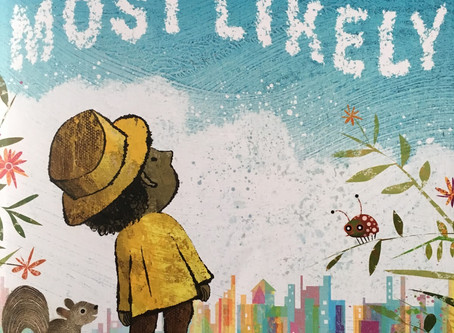 Breadcrumbs Best Book: Tomorrow Most Likely, by Dave Eggers & Lane Smith