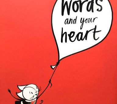 Breadcrumbs Best Book: Words and Your Heart, by Kate Jane Neal
