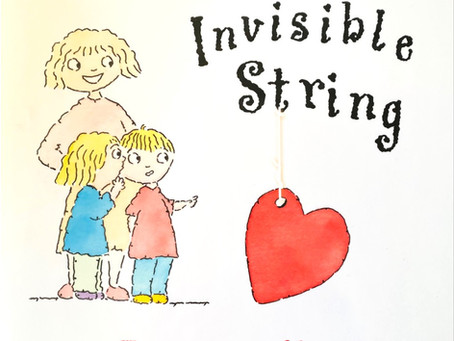 The Invisible String, by Patrice Karst + illustrated by Geoff Stevenson