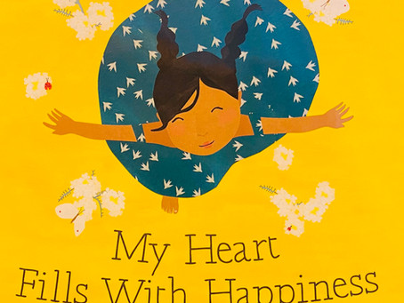 Breadcrumbs Best Book: My Heart Fills With Happiness, by Monique Gray Smith + Julie Flett