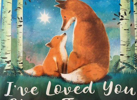 Breadcrumbs Best Book: I've Loved You Since Forever, by Hoda Kotb with pictures by Suzie Mason