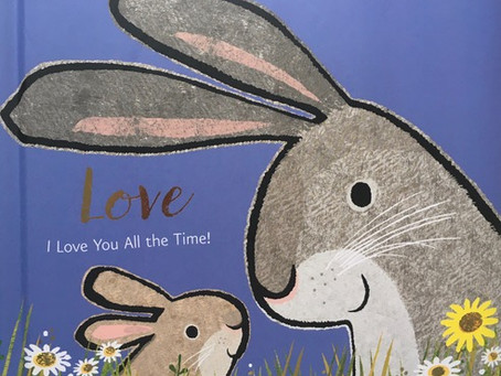 Breadcrumbs Best Book: Love, I Love You All the Time! By Emma Dodd