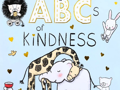 Breadcrumbs Best Book: ABCs of Kindness, by Patricia Hegarty + illustrated by Summer Macon