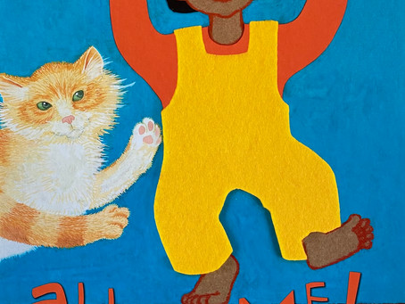 Breadcrumbs Best Book: All of Me! a book of thanks, by Molly Bang