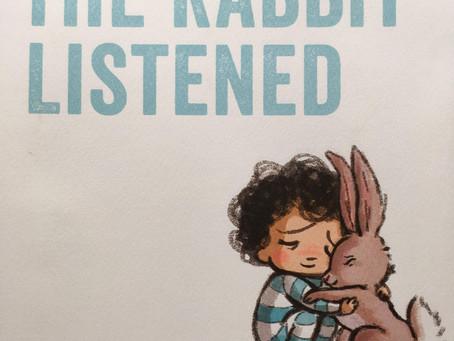 Breadcrumbs Best Book: The Rabbit Listened, by Cori Doerrfeld