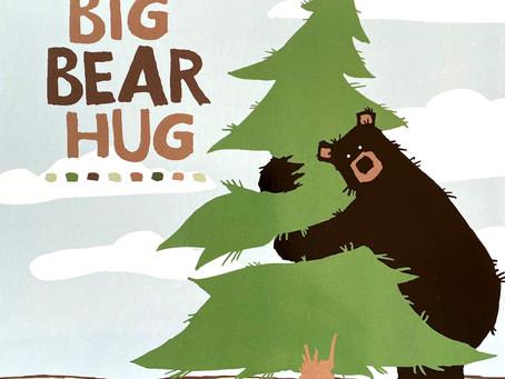 Breadcrumbs Best Book: Big Bear Hug, by Nicholas Oldland