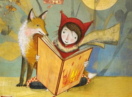 Breadcrumbs Best Book: The Whisper, written + illustrated by Pamela Zagarenski