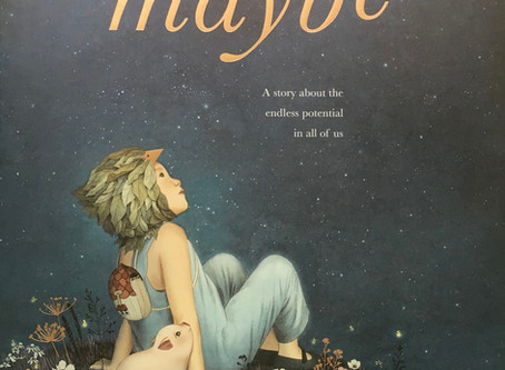 Breadcrumbs Best Book: Maybe, by Kobi Yamada + illustrated by Gabriella Barouch