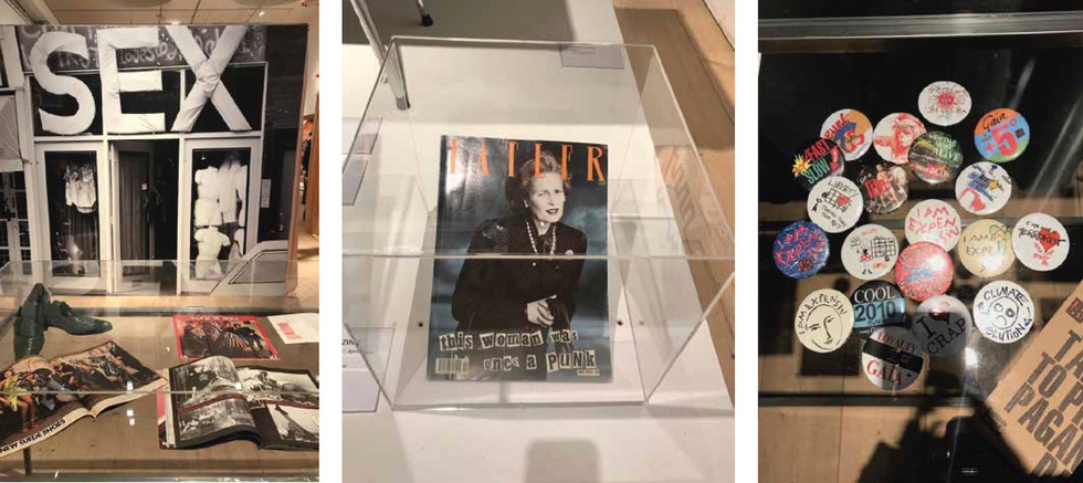 Vivienne Westwood Exhibition