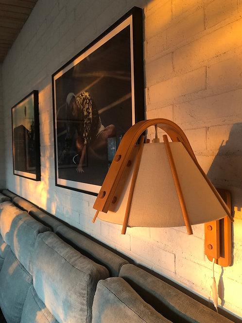 JAN WICKELGREN FOR ANETA BENTWOOD BEECH LAMPS 3000SEK
