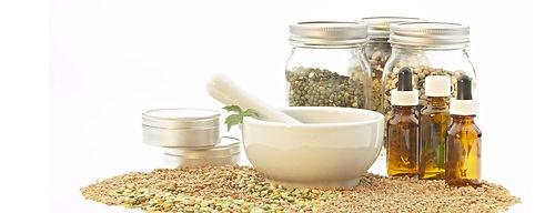 Ayurvedic Healing Oils & Herbs