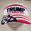 """Thumbnail: Trump """"Keep America Great"""" American Flag Visor - Available in 4 colors"""