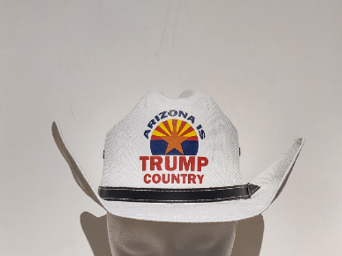 Arizona Is Trump Country Cowboy Hat