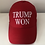 Thumbnail: Trump Won Cap - Available in Red