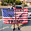 Thumbnail: God Guns Trump Flag: 3 ft x 5 ft