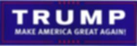 TrumpBumperStickerMakeAmericaGreatAgain.