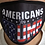Thumbnail: AMERICANS FOR TRUMP Face Mask