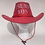 Thumbnail: Trump Won Cowboy Hat - Available in Pink and Red