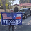 Thumbnail: Texans For Trump Flag: 3 ft x 5 ft