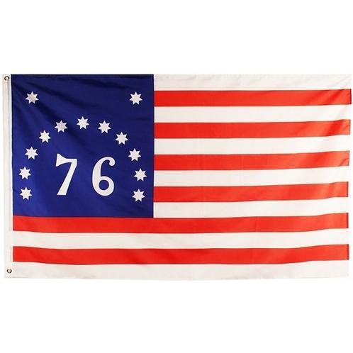 Bennington 76 Flag: 3 ft x 5 ft