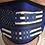 Thumbnail: BACK THE BLUE Face Mask