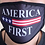 Thumbnail: AMERICA FIRST Face Mask