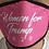 Thumbnail: WOMEN FOR TRUMP Face Mask