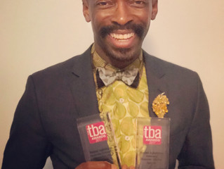 Two Theatre Bay Area Awards! (and I'm playing the Devil)