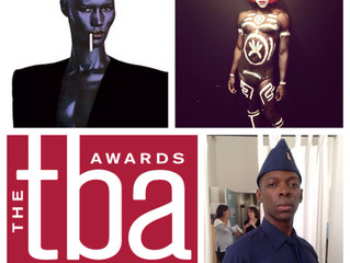 Grace Jones, My First Feature Film, Award Nominations and Youth Theatre