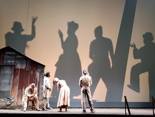 Father Comes Home at Yale Rep