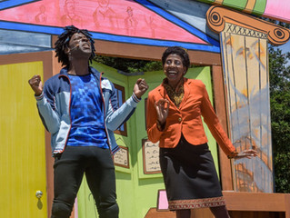 Get Summer Schooled with the Mime Troupe!