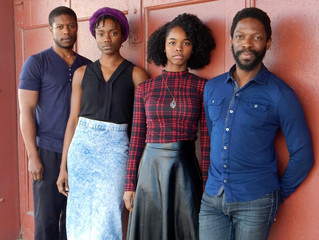 Sojourners at Magic Theatre