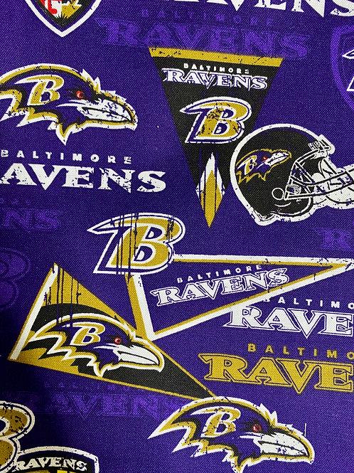 Purple Ravens